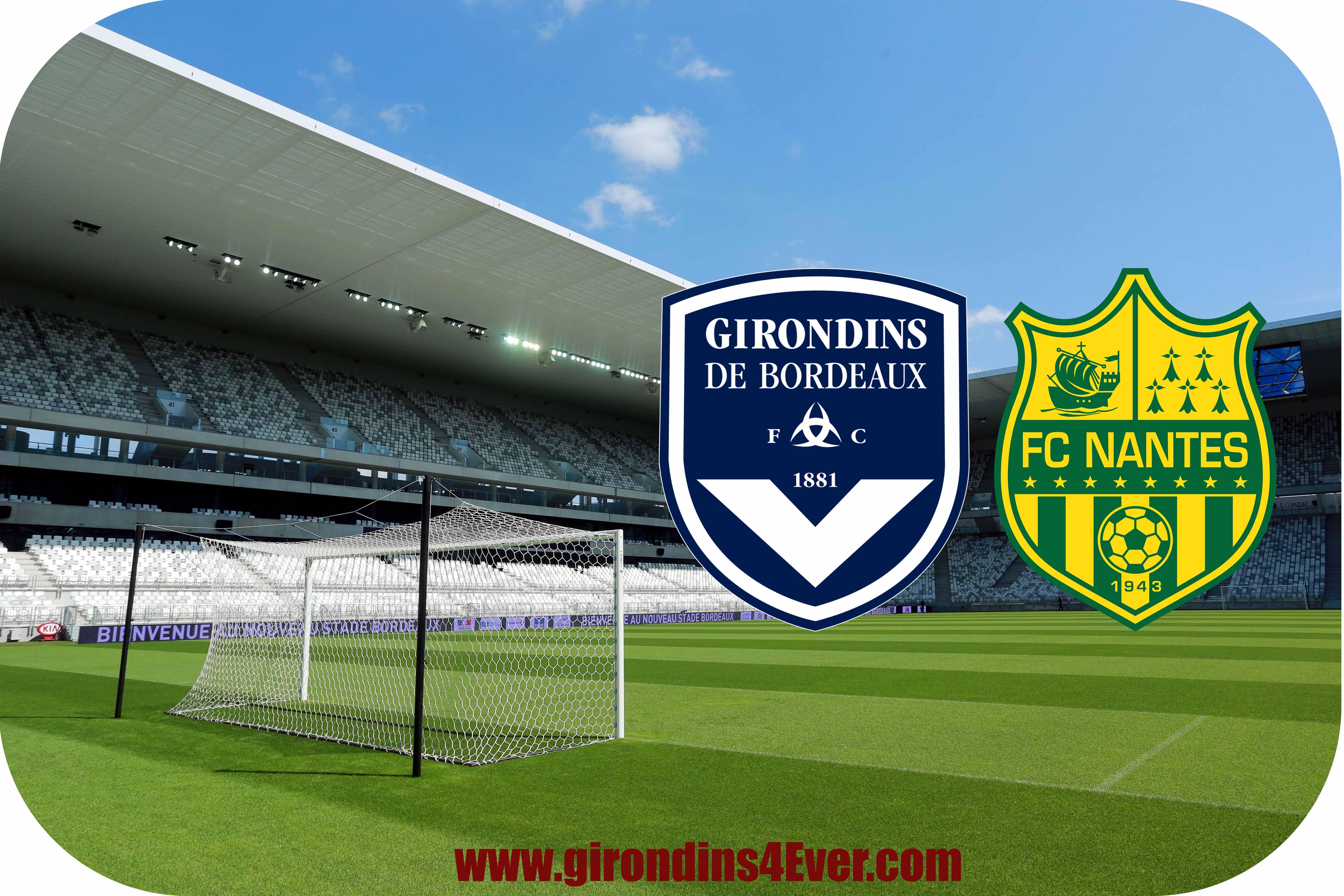 FC Nantes Le club invite gratuitement 1000 supporters à Bordeaux