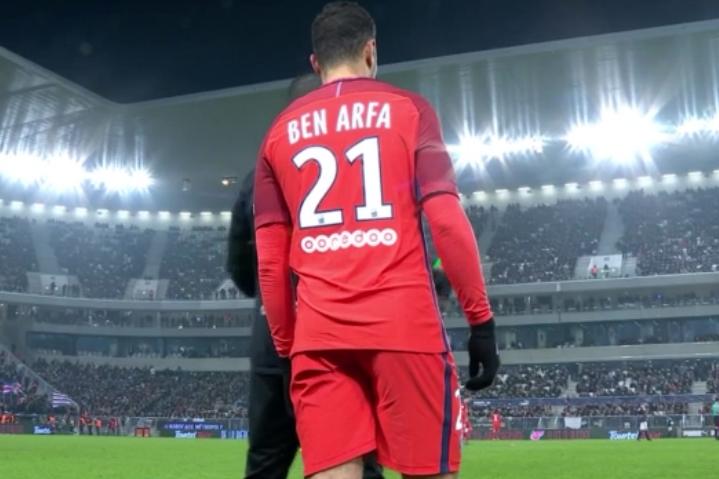 Ben Arfa espérait remplacer Fekir — Lyon