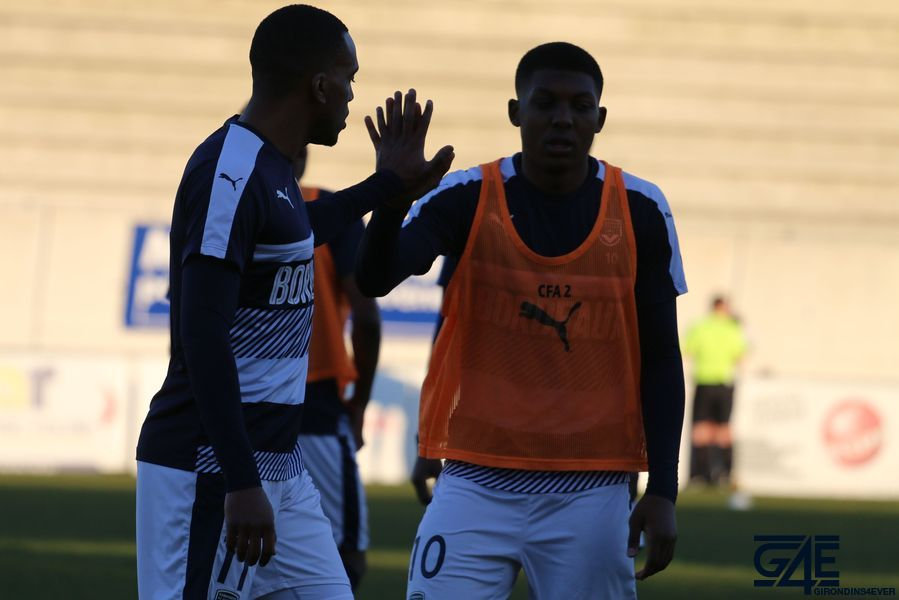 Nicolas Maurice-Belay et Zaydou Youssouf