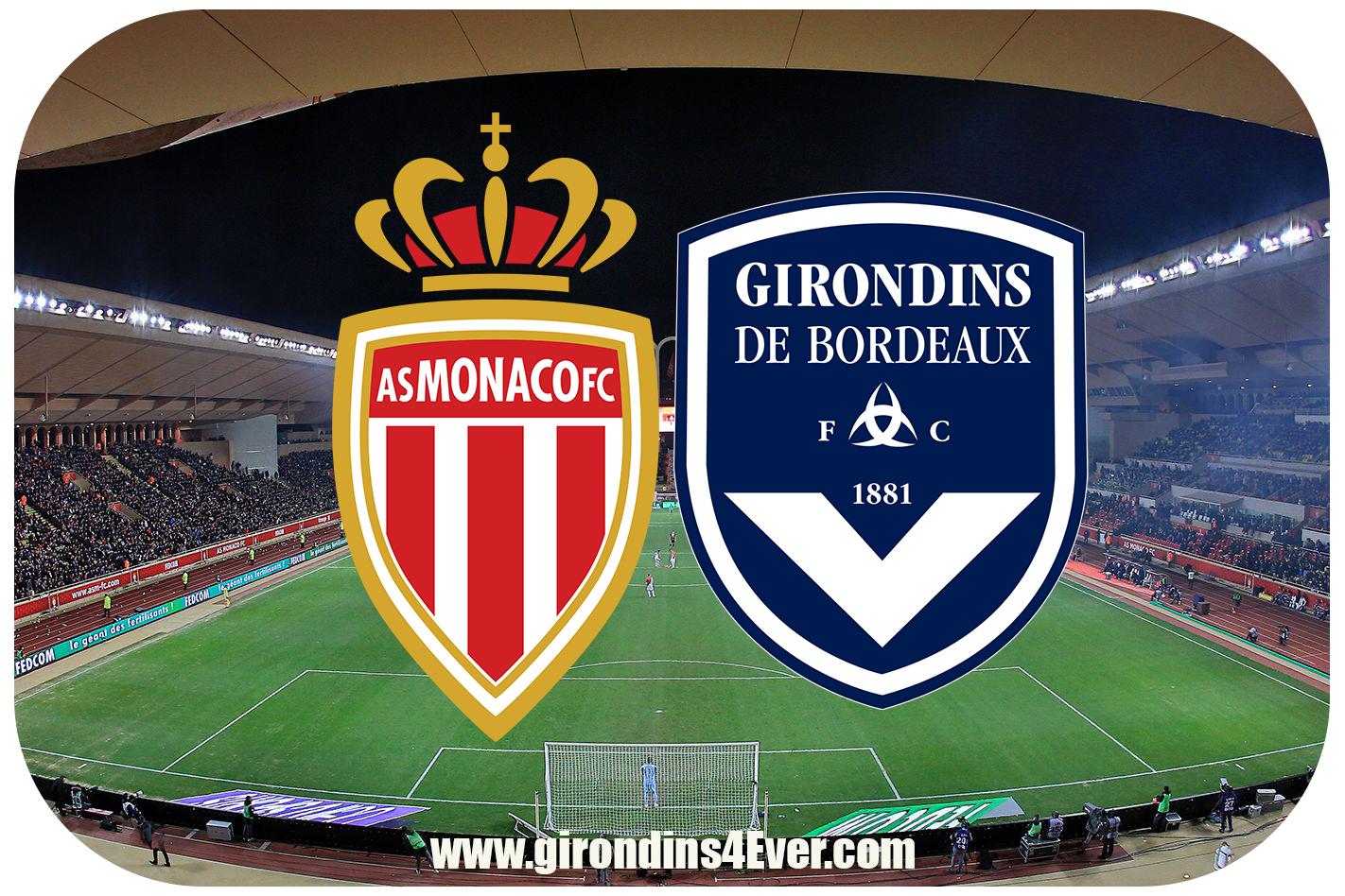 Comment voir Monaco - Bordeaux en direct streaming