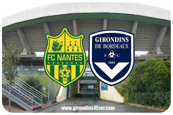 Malgré l'interdiction de déplacement, les Ultramarines iront à Nantes — FC Nantes-Bordeaux