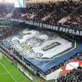 Supporters, Virage Sud, Stade, Ultramarines
