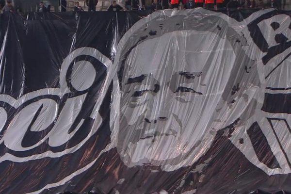 Jean-Louis Triaud supporters, virage sud ultramarines