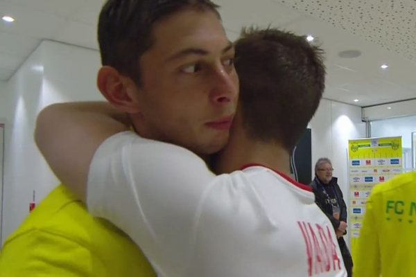 Valentin Vada et Emiliano Sala