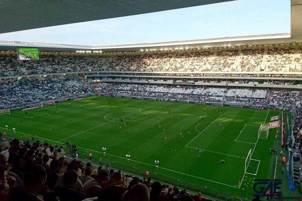 Stade Matmut Atlantique Scapulaire pelouse