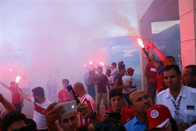 Supporters turcs