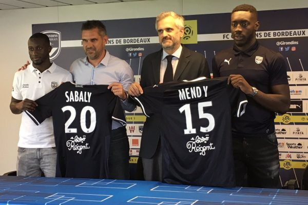 Sabaly Martin Mendy Gourvennec