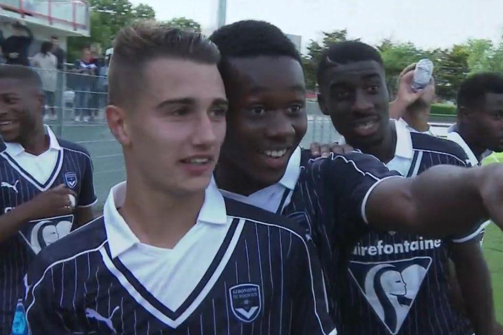 France : Le PSG titré en U17, Bordeaux champion en U19
