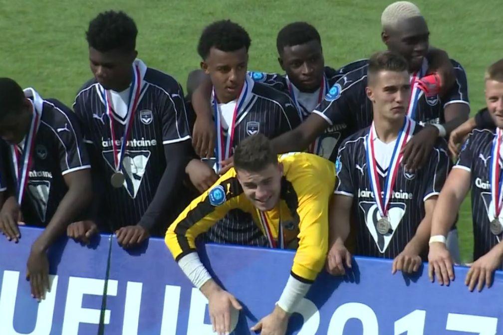 Bordeaux champion de France U19 !