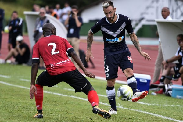 FBL-FRA-LIGUE1-BORDEAUX-GUINGAMP-FRIENDLY