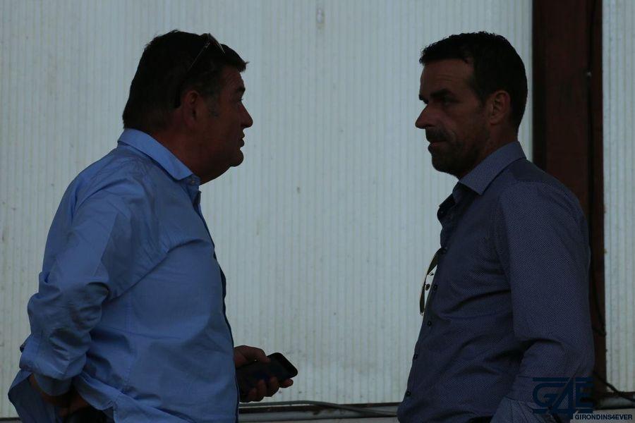 Christophe Hutteau et Ulrich Ramé