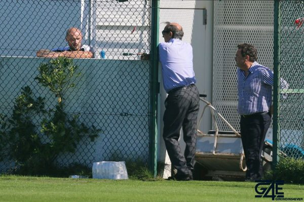 Diego Rolan (Bordeaux) à Londres pour finaliser son transfert