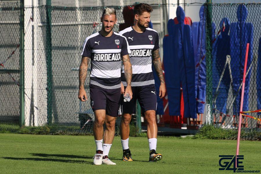 Diego Contento et Benoit Costil
