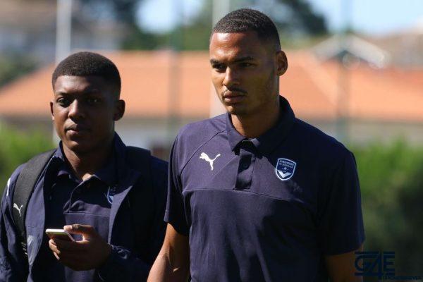Olivier Verdon et Zaydou Youssouf