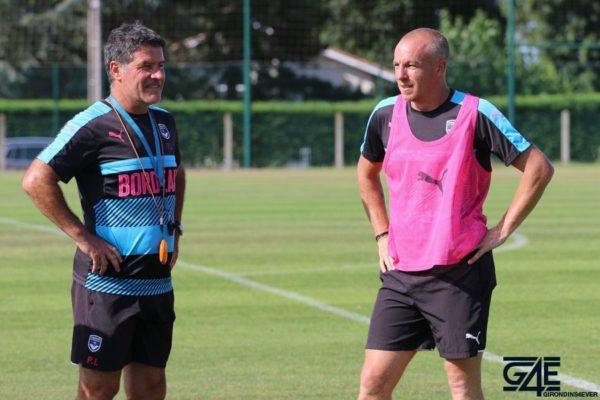 Philippe Lucas et Matthieu Chalmé