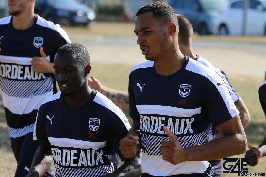 Olivier Verdon et Youssouf Sabaly