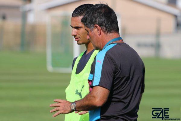 Philippe Lucas et Yassine Benrahou
