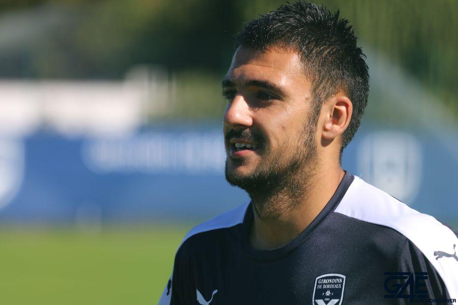 Jocelyn Gourvennec évoque le point fort de ses joueurs — Bordeaux