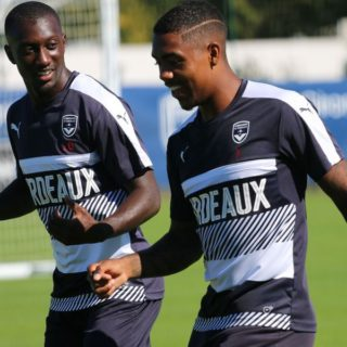 Malcom et Youssouf Sabaly