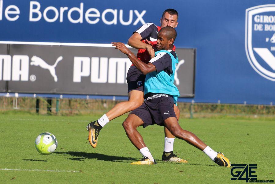 Diego Rolan et Milan Gajic