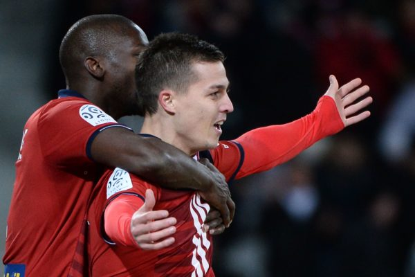 Lille OCS v AS Saint-Etienne – Ligue 1