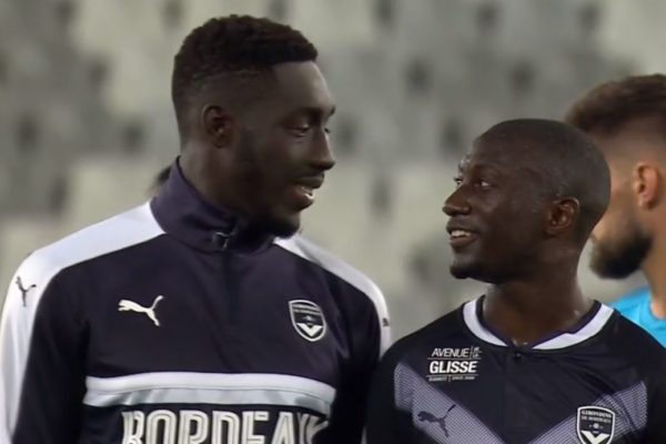 Alexandre Mendy et Youssouf Sabaly