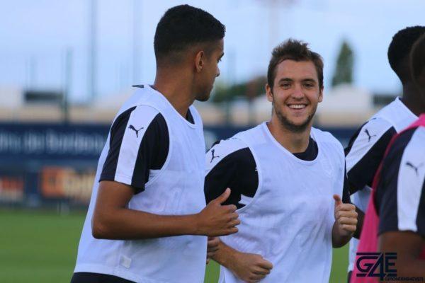Valentin Vada et Matheus Pereira