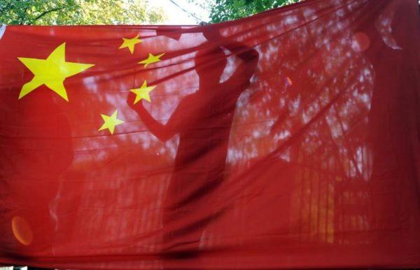 558735-un-drapeau-chinois