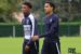 Karamba Keita et Ismael Sow