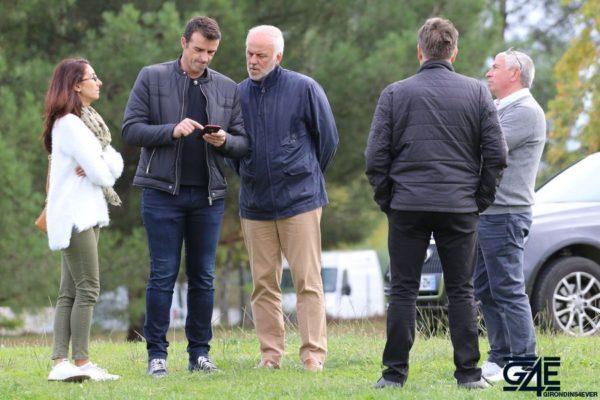 Patrick Battiston, Ulrich Ramé, Yannick Stopyra, Jean-Jacques Gresser