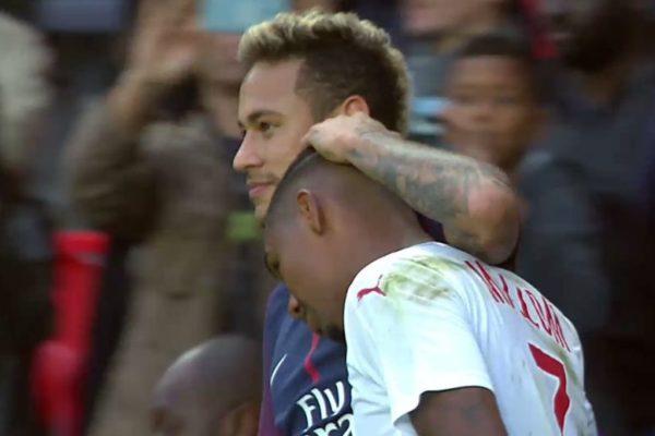 Malcom et Neymar