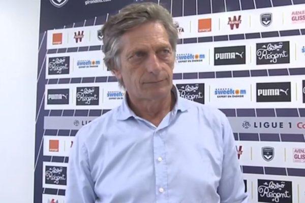 Bordeaux - Mercato : Gourvennec remercié, Bedouet assure l'intérim