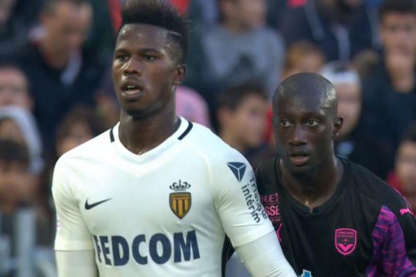 Keita Baldé et Youssouf Sabaly