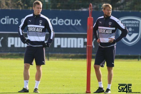 Lukas Lerager et Jaroslav Plasil