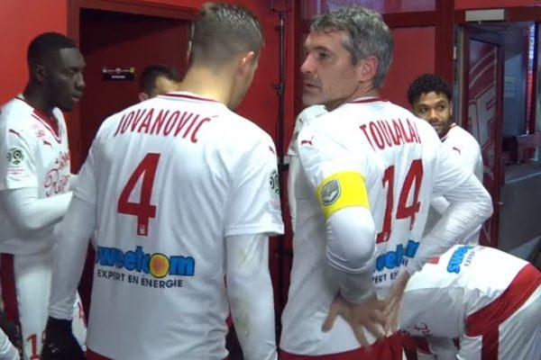 Jérémy Toulalan, Vukasin Jovanovic