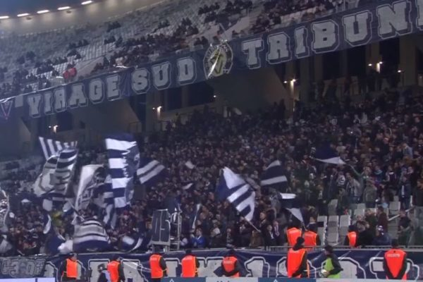 supporters Virage Sud