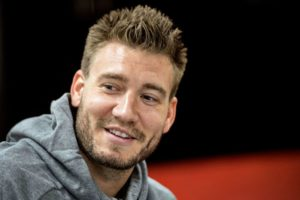 , Nicklas Bendtner