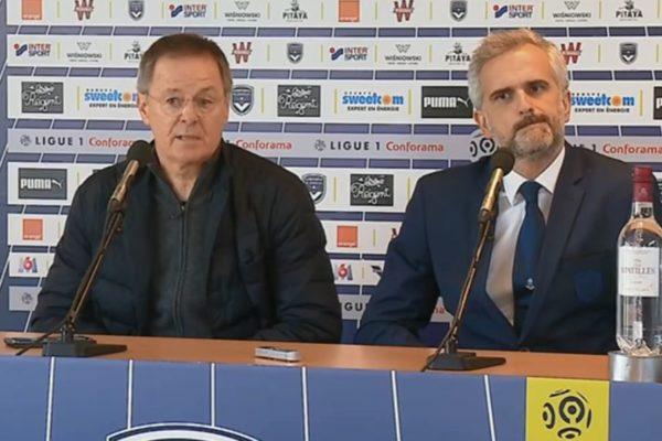 Preud'homme dit pourquoi Bordeaux a choisi Poyet — FCGB