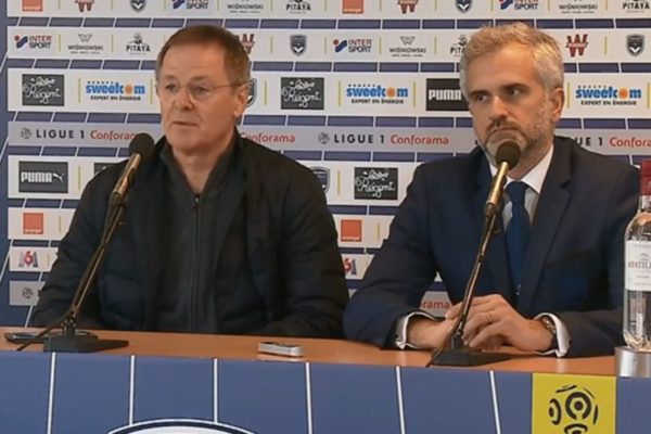Stéphane Martin et Eric Bédouet