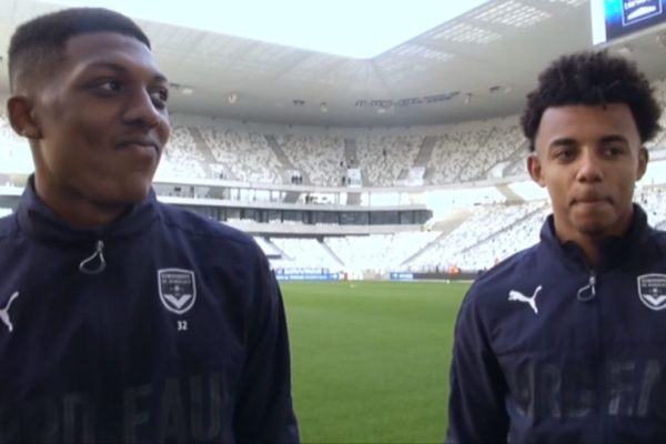 Zaydou Youssouf et Jules Koundé