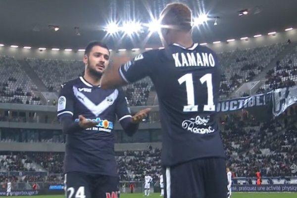 Gaetan Laborde et François Kamano