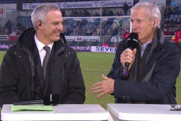 Alain Roche et Leonard Specht