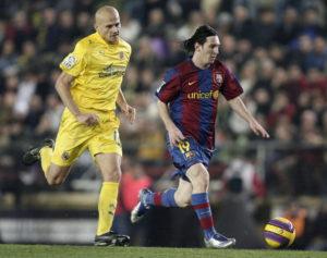 Villarreal v Barcelona