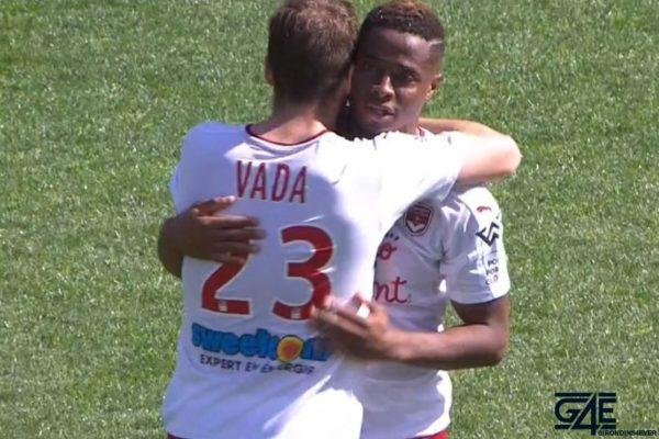 François Kamano et Valentin Vada