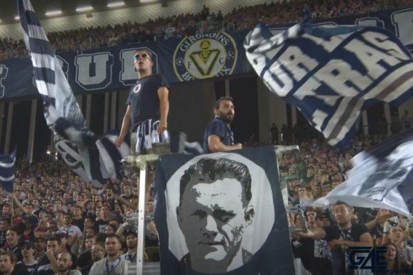 Ultramarines, supporters Perpigna virage Sud