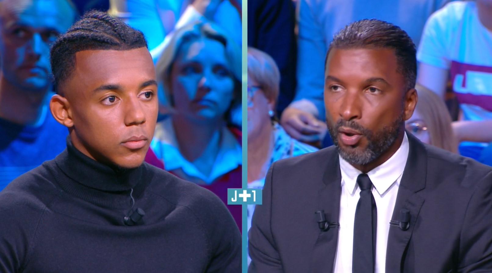 Jules Koundé et Habib Beye