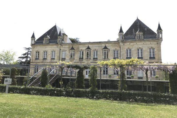 Chateau entrainement haillan
