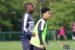 Tony Njiké et Ilan Kebbal