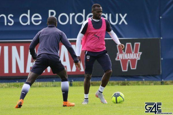 Maxime Poundjé, Youssouf Sabaly