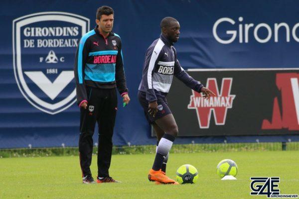 Fernando Menegazzo et Youssouf Sabaly
